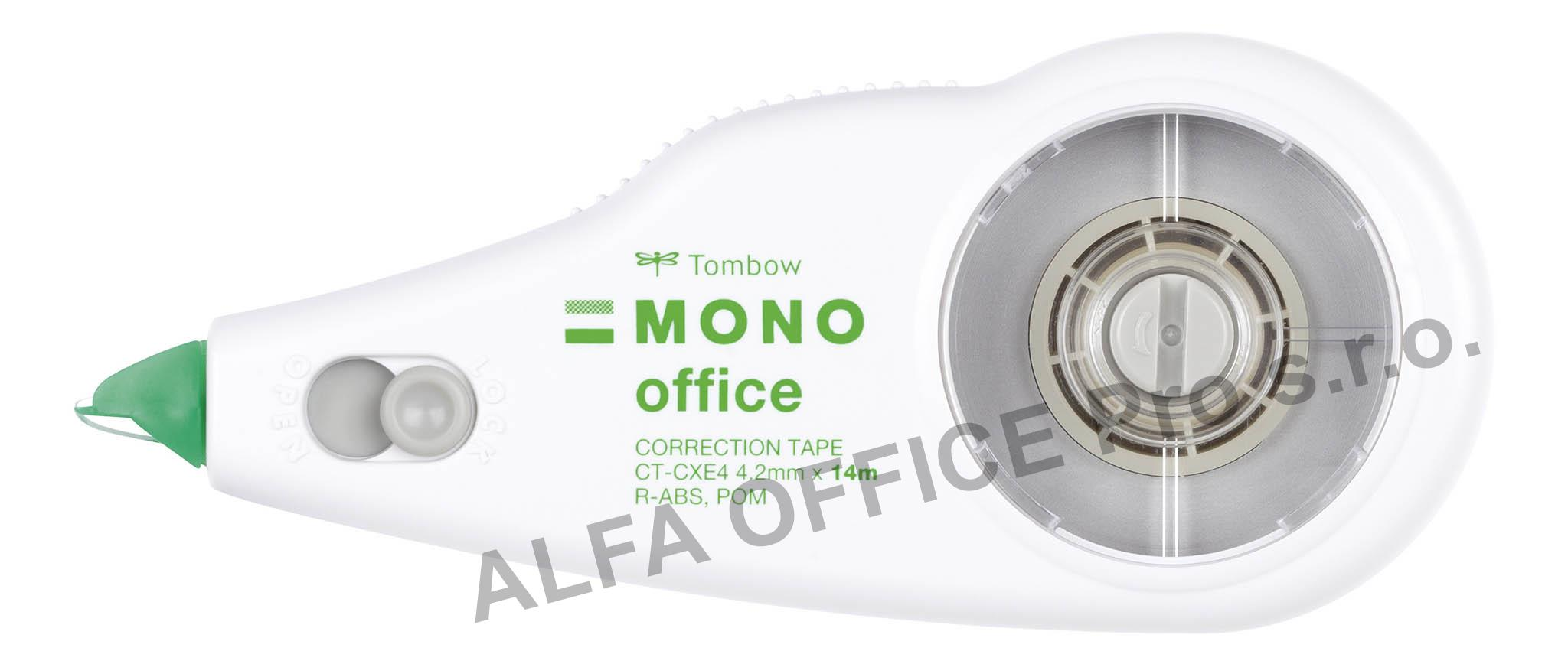 Opravný roller Tombow Mono Office -  roller 4,2 mm x 14 m