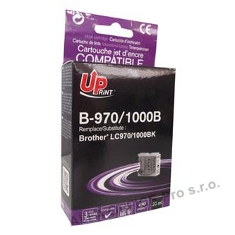 UPrint kompatibilní ink s LC-1000BK, black, 18ml, B-970B, pro Brother DCP-330C, 540CN, 130