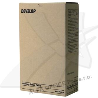 Develop originální toner 8937 7860 00, black, 22000str., TN-114, Develop D1531ID,1536ID,16